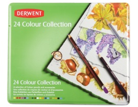 Zestaw Kredek Derwent Colour Collection 24 szt