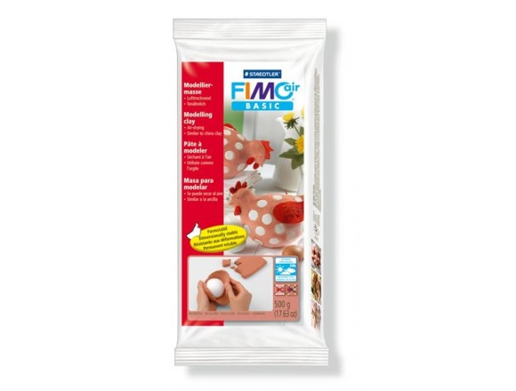 FIMO Air Basic 500g. - Teracotta