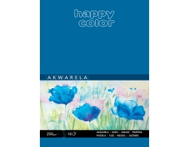 Blok Akwarelowy Happy Color A4 250 g