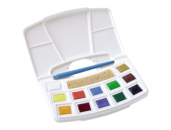 Farby Akwarelowe Talens Art Creation PocketBox 12x