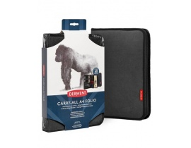 CARRY-ALL A4 FOLIO BLACK COLOUR
